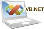 VB.NET + CSアプリ開発 イメージ